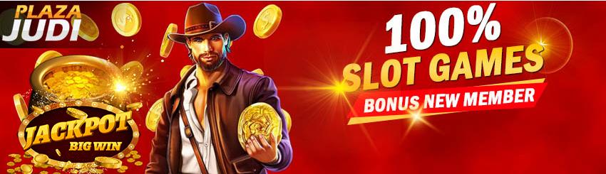 Bonus besar judi slot online terbesar